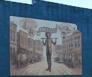 Leavenworth Mural