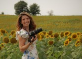 Me at Sunflower Field