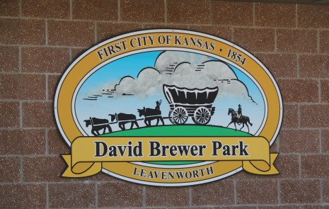 David Brewer Park in Leavenworth KS