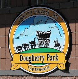 Dougherty Park in Leavenworth KS