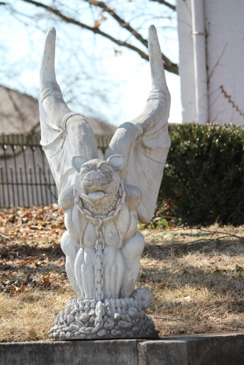 Gargoyle In Leavenworth KS 2