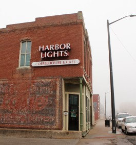 Harbor Lights Coffee House Building