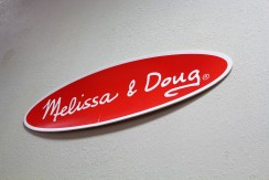 Melissa and Doug Sign