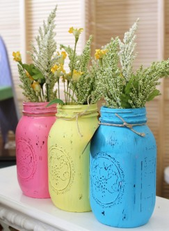 Vases from Out of the Barn