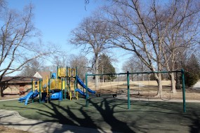 Wollman Park in Leavenworth KS 2