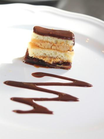 Opera Cake Bite