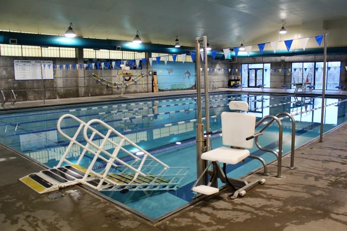 Riverfront Pool