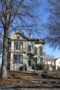 The Harvey House, LVKS