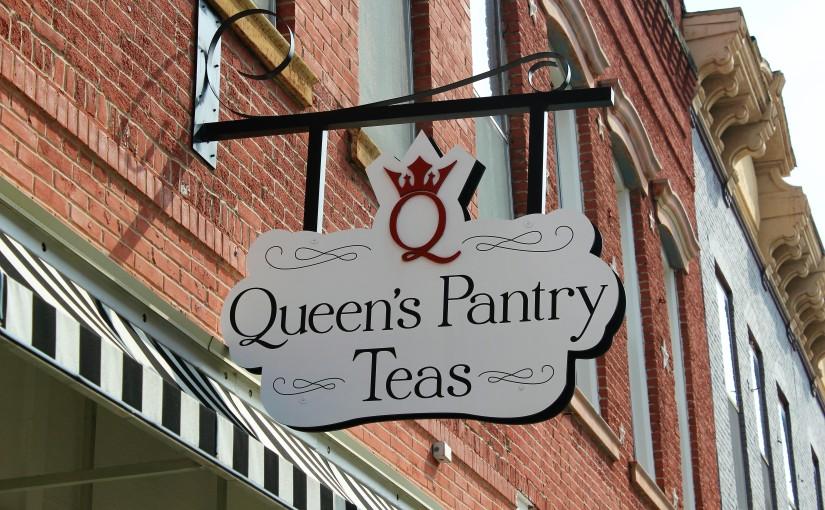 Leavenworth Series: Queen's PantryTeas