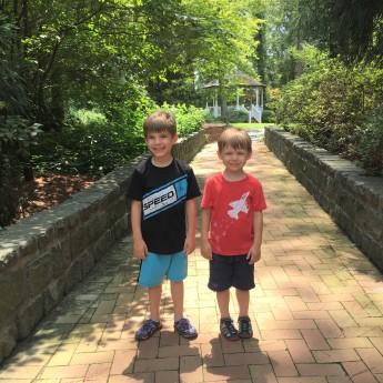 Fayetteville Botanical Gardens