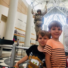 US Airborne and Special Operations Museum