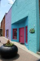 Downtown Fayetteville 2