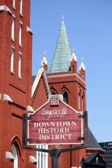 Downtown Fayetteville 7