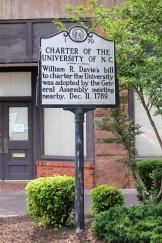 Fayetteville Historic Marker