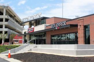Fayetteville Stadium 2